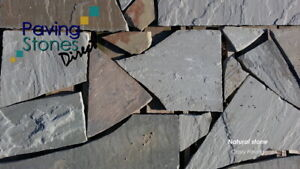 CRAZY PAVING PATIO PAVING MIX COLOURS CLEARANCE  LIMITED STOCK