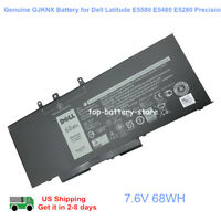 Genuine GJKNX Battery For Dell Latitude 5480 5580 E5490 Precision 15 3520 GD1JP