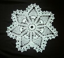 How to Make Doily Table Centrepiece Dolies Crochet Lace 100 Patterns on CD DVD
