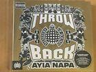 Throwback Ayia Napa [Audio CD] Various Artists New & Sealed