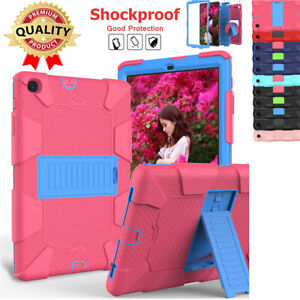 Shockproof Tablet Case For Samsung Galaxy Tab A 8.0 2019 SM-T290 295 Stand Cover