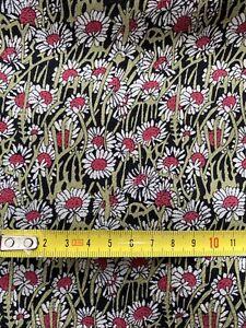 Liberty Fabrics Silk And Wool KOHARU & MIYUKI (70% Silk 30% Wool)
