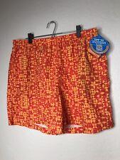 NWT Mens Columbia Omni-Shade UPF 30 Shorts Size Extra Large (XL) Modern Fit