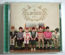 U-KISS Bran New Kiss CD Japan Press Normal Version K-POP Bonus Track Kpop