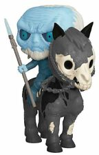 Figura pop Game of Thrones White Walker on Horse figuras TV juego de tronos