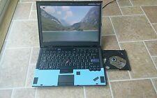 Lenovo x300 ThinkPad Intel Core Duo 1.20GHz 4GB RAM wifi 160GB HDD WEBCAM