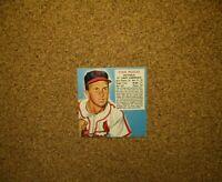 1952 Red Man Tobacco Baseball #16 Stan Musial (St.Louis Cardinals)