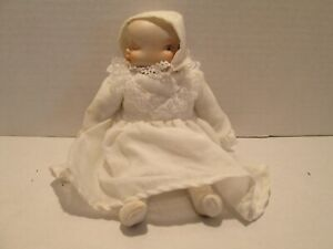 VINTAGE ANTIQUE THREE FACE HEAD TURNING CHINA / PORCELAIN ? DOLL SCARY