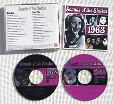 Sounds of the sixties 1963 (time life) RARE CD TL SCC/08 Holland / CD COMME NEUF