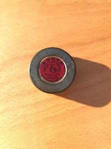 Vintage Kodak 6A Metal Push On Camera Portrait Filter And Metal Case