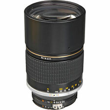 Nikon SLR Kamera-Objektive mit Festbrennweite