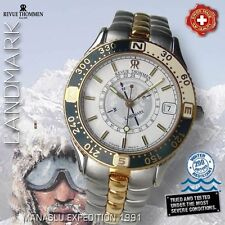 Revue Thommen Landmark Manaslu Expedition Sonne Kompass swiss watch 5817001