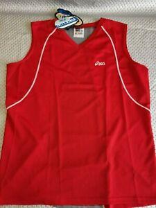 superbe maillot sport  ASICS  running  taille 44 femme fitness