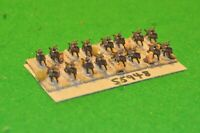 10mm colonial / british - n.w. frontier regiment 16 figs - cav (55948)