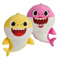 Baby Shark Official Song Singing Doll - Mommy and Baby Shark Bundle NEW