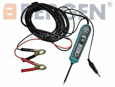 BERGEN Auto Power Probe 6~24V with 5m Cable and Overload Protection Tool A6613
