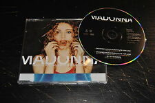 CD MAXI SINGLE MADONNA DROWNED WORLD SUBSTITUTE FOR LOVE 1998 FRANCIA 3 TRACKS