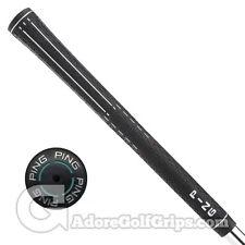 """Ping ID8 360 Undersize / Ladies (Aqua Code -1/64"""") Grips - Black / Aqua x 1"""