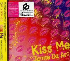 Janne Da Arc - Kiss Me - Japan CD+BOOK - NEW J-POP