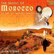 The Music of Morocco: In the Rif Berber Tradition, New Music
