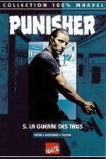 Marvel France  100%  MARVEL  PUNISHER    N° 5