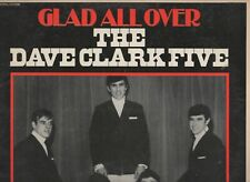 Dave Clark Five Glad All Over Mono Vinyl Lp Epic Records No Instruments on Cover