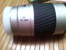 Minolta AF Zoom 75-300mm f/4.5-5.6 D Lens for Minolta