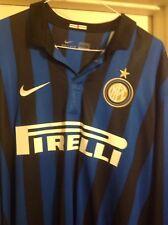 Inter Milan Jersey Number 10 ronaldo messi ibrahimovic neymar pogba iniesta xavi