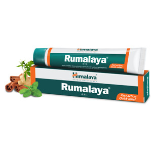 3 x HIMALAYA HERBALS RUMALAYA 30g GEL CREAM OINTMENT Joint Muscle Pain Relief