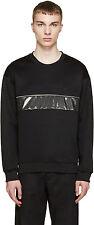 McQ Alexander McQueen Oversized Zip Panel Sweatshirt