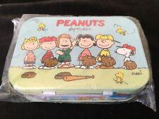 Peanuts Tin Gift Card Holder