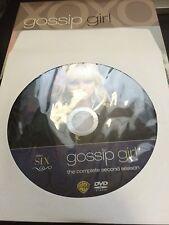 Gossip Girl-Staffel 2, Disc 6 Ersatz Scheibe (nicht vollen Saison)