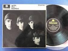 THE BEATLES  WITH THE BEATLES parl 63 -7N-7N LP VG+