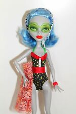 Monster High Ghoulia Yelps Skull Shores/crâne côte exclusive doll