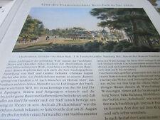 Frankfurt Archiv F3 bis 1866 3023 Oberforsthaus Anton Radl 1816