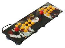 Street Fighter IV Video Game Double Arcade Stick Joystick PC USB Controller D2