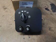 New Genuine GM 25932636 Headlight Switch Exc Fog Savana Express Trailblazer