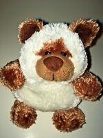 """Russ Luvvies Monty Cat  5"""" Plush Stuffed Animal"""