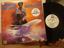 """Richard Williams """"Where Do I Go"""" QUAD WHITE PROMO R&B/POP MGM 5003    VG++"""