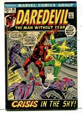 Daredevil 89 VG Marvel Comics *SA