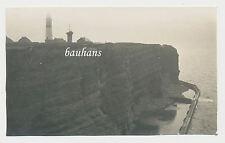 Foto Leuchtturm  Helgoland 1929  (J188)