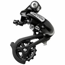 Shimano Altus M310 7/8-Speed Rear Derailleur Black Rear Mech 21/24 speed