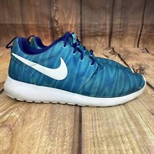 Nike Roshe One Print Running Shoes Women Size 9 Athletic Shoes 599432-415