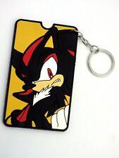 KEychain Porte-clés Sonic le Hedgehog OMBRE porte étiquette pour valise neuf
