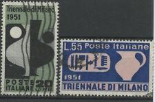 1951 9° triennale di Milano