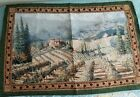 """Mohawk Home Vineyard Vista's 54""""x38"""" Tapestry Wall Hanging (no rod included)"""