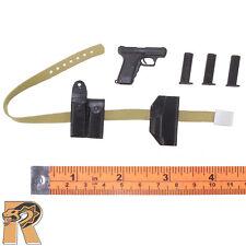 Ulrich GSG-9 - Belt Set w/ H&K P7 Pistol - 1/6 Scale - Dragon Action Figures