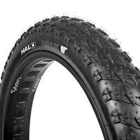 """Halo Nanuk Black Fat Bike Folding Mountain Bike Tyre 26 x 4.0"""""""