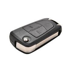 Vauxhall Opel Corsa Astra Vectra Zafira 2 Button Remote  Flip Key Fob Case EW