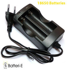 18650 Rechargeable 3.7V/500mA Li-ion Smart Battery Charger EU Plug Black HZM-950